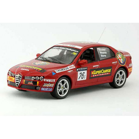 2007 Alfa Romeo 159 WPS – 12 hodin v Bathurst – 1/43