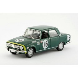 1968 Alfa Romeo 1750 Berlina – Rallye France – 1/43