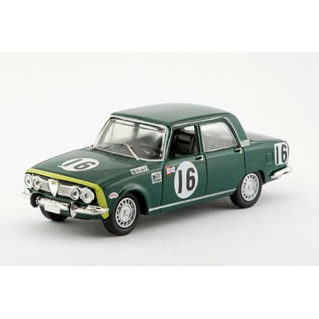 1968 Alfa Romeo 1750 Berlina – Rallye France – 1/43