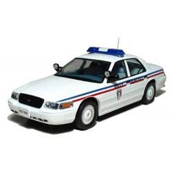 1999 Ford Crown Victoria - francouzská policie z Montpellieru – 1/43