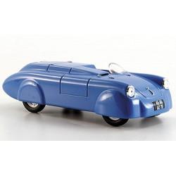 1952 Renault 4 CV rekordní vůz Vernet-Pairard – 1/43