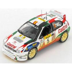 1998 Toyota Corolla WRC – Safari Rallye 1998 – 1/43