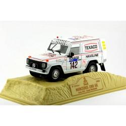 1983 Mercedes 280 GE – Rallye Dakar – Jacky Ickx, Claude Brasseur – 1/43