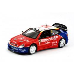 2004 Citroën Xsara WRC – Rallye Monte Carlo – 1/43