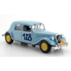 1951 Citroën Traction 15 six - Rallye de Sestriéres – 1/43