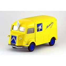 1961 Citroën Type H Michelin – 1/43