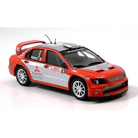 2004 Mitsubishi Lancer WRC – Rallye Monte Carlo – 1/43