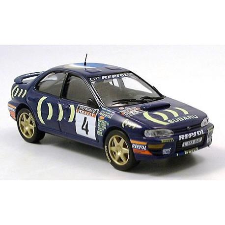 1995 Subaru Impreza – RAC Rallye – 1/43