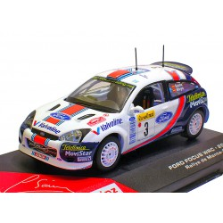 2001 Ford Focus WRC – Rallye Monte Carlo – 1/43