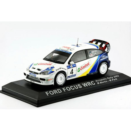 2003 Ford Focus WRC – Rally Acropolis (Řecko) – 1/43