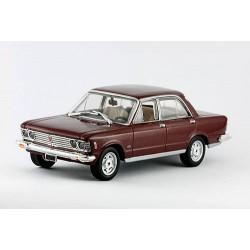 1969 Fiat 130 Berlina - vínově červený – 1/43