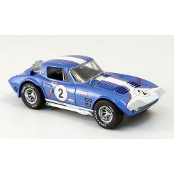 1964 Chevrolet Corvette Grand Sport – 12 Hours Sebring, No. 2 – 1/43