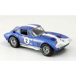 1964 Chevrolet Corvette Grand Sport – 12 Hours Sebring, No. 2 – 1/43
