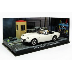 1967 Toyota 2000 GT – James Bond, agent 007 – You Only Live Twice – 1/43