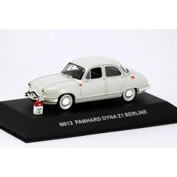 1959 Panhard Dyna Z1 Berline – Nostalgie 1/43