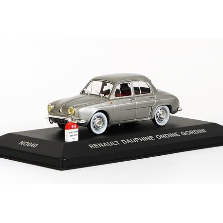 1962 Renault Dauphine Ondine Gordini – Nostalgie 1/43