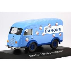 Kovový model 1953 Renault 1000kg Danone – 1/43