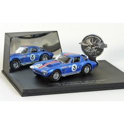 1964 Chevrolet Corvette Grand Sport – 12 Hours Sebring – 1/43