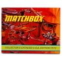 1972 MATCHBOX Catalogue - originální Matchbox katalog