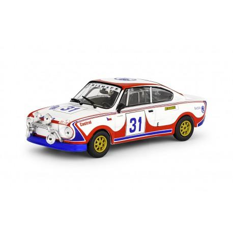 1979 Škoda 130 RS − Blahna−Hlávka č. 31, Rally Acropolis 1979 − 1:43