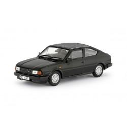 1987 Škoda Rapid 136 − pravostranné řízení − černá − 1:43