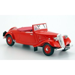 1938 Citroen Traction 11 Light fifteen Roadster – 1/43