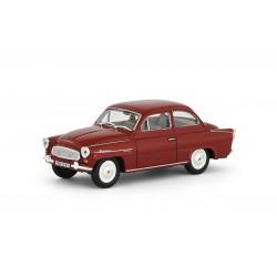 1963 Škoda Octavia − červená tmavá − 1:43