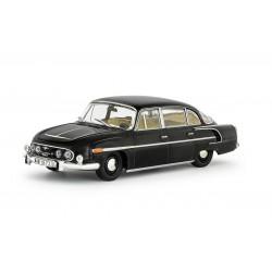 1969 Tatra 603-2 − černá / béžový interier − 1:43