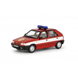 1994 Škoda Felicia hatchback − Hasičský záchranný sbor ČR 1995 − 1:43