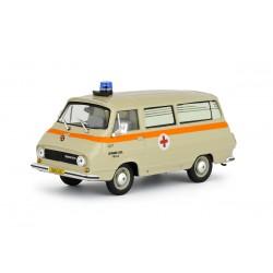 1974 Škoda 1203 − sanitka / záchranka − 1:43