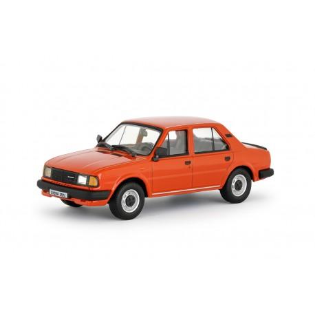 1984 Škoda 120 L − červená šípková − 1:43