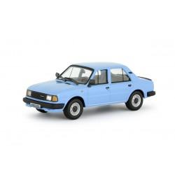 1984 Škoda 120 L − modrá blankytná − 1:43 143ABS-702LG