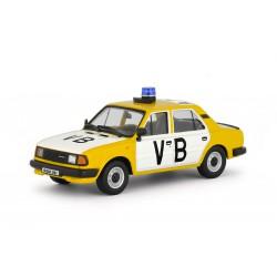 1984 Škoda 120 L − Veřejná bezpečnost − 1:43 143ABSX-702XA1