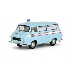 1974 Škoda 1203 − Veřejná bezpečnost / Dopravní nehody − 1:43 143ABSX-715XA1
