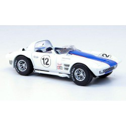 1966 Chevrolet Corvette Grand Sport Roadster - Bridgehampton, No. 12 – 1/43