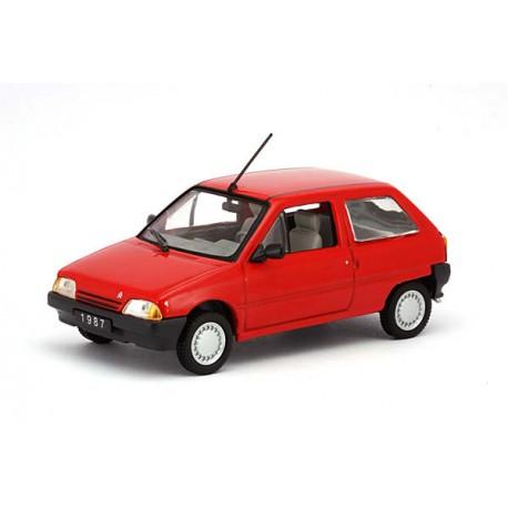 1987 Citroën AX 102E – Universal Hobbies 1/43