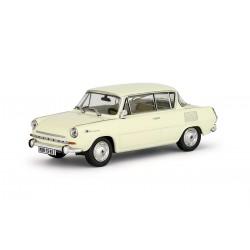 11969 Škoda 1100 MBX − šedá levandulová − ABREX 1:43