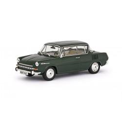1969 Škoda 1100 MBX − zelená tmavá − ABREX 1:43