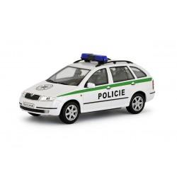 2000 Škoda Fabia Combi − Policie ČR − 1:43 143ABX-004XA
