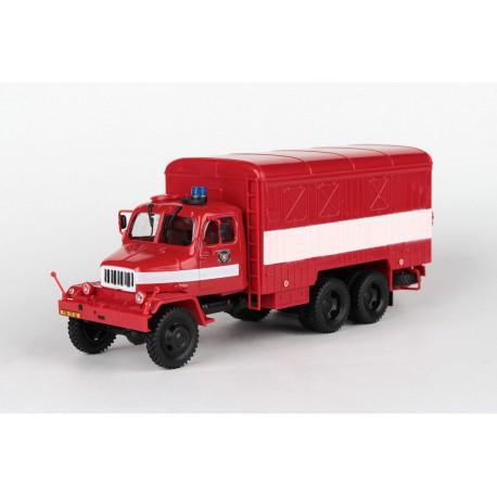 1967 Praga V3S Skříňový vůz − Požární ochrana (hasiči) − ABREX 1:43
