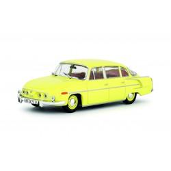 1969 Tatra 603-2 − EXPORTNÍ PROVEDENÍ − světle žlutá − ABREX 1:43