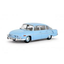 1969 Tatra 603-2 − EXPORTNÍ PROVEDENÍ − světle modrá − ABREX 1:43