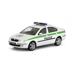 2004 Škoda Octavia II − Policie ČR − ABREX 1:43