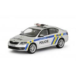 2012 Škoda Octavia III − Policie ČR − ABREX 1:43