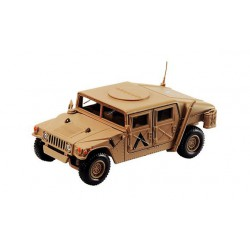 "1991 Hummer Command Car. U.S. Army ""Desert Storm"" – 1/43"