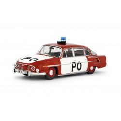 1969 Tatra 603-2 − Požární ochrana − ABREX 1:43