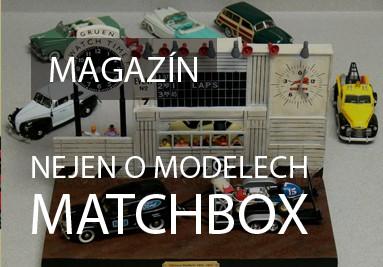 magazín Matchbox 1/43 Corgi Mebetoys